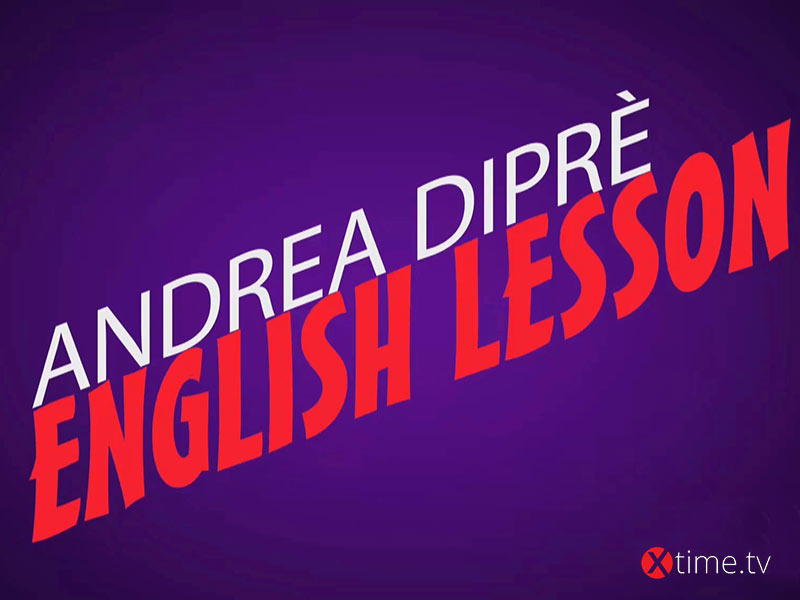 Andrea Diprè English Lesson Vol. 1