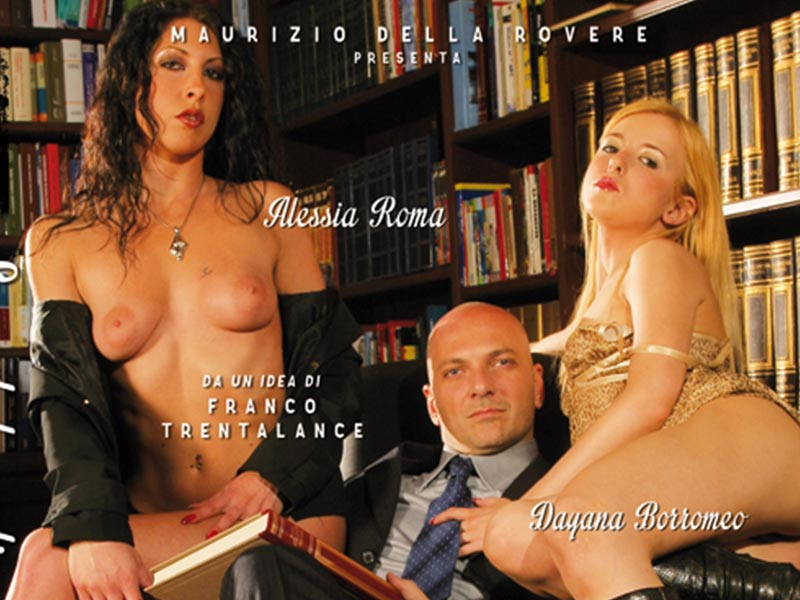 Scandalo online all'Università - Film porno