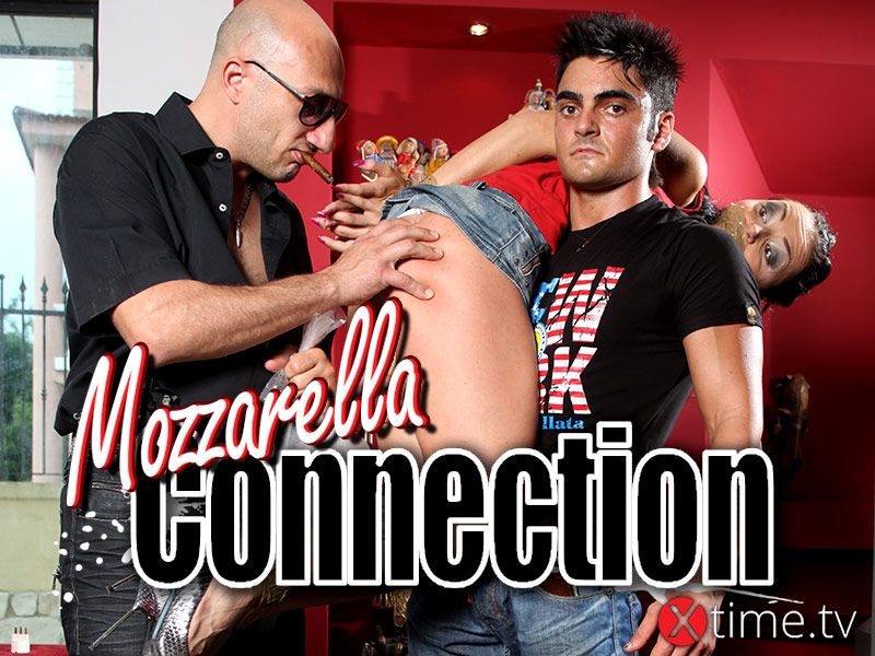 Mozzarella Connection (Film Porno Completo)