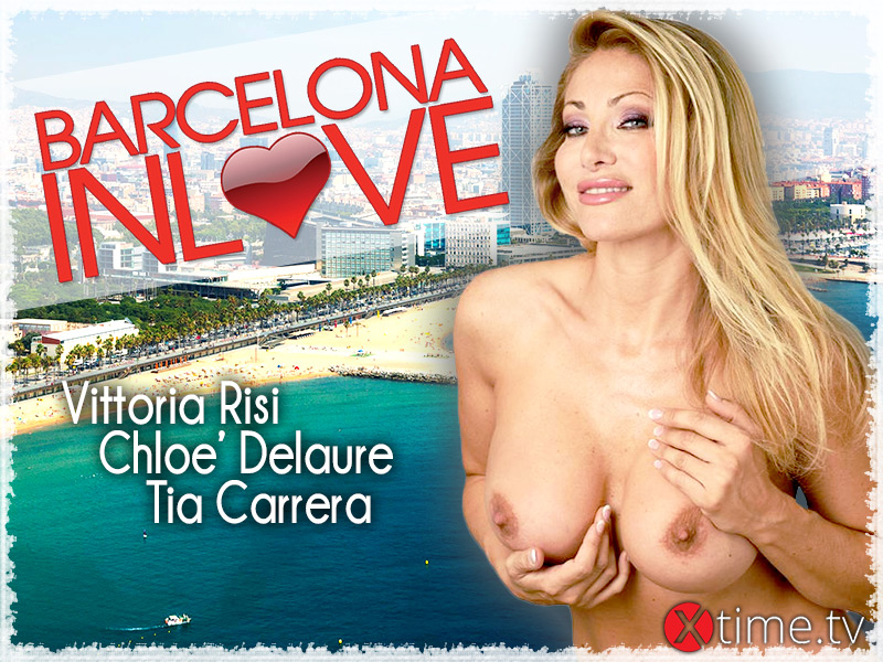 Barcelona In Love (Film Completo)
