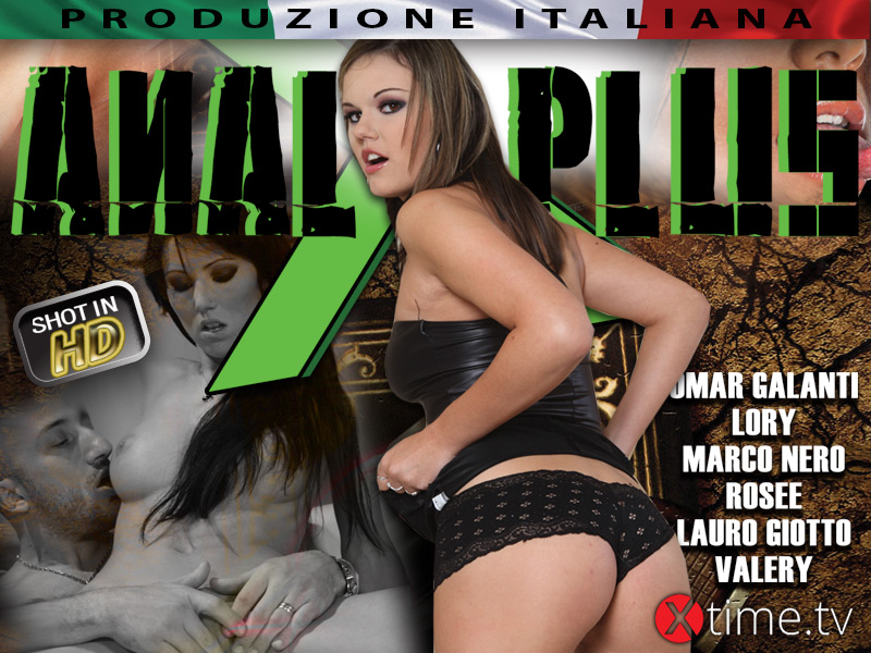 Anal Plus (Film Completo)