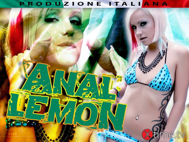 Anal Lemon (Film Completo)