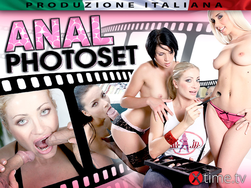 Anal Photoset (Film Completo)