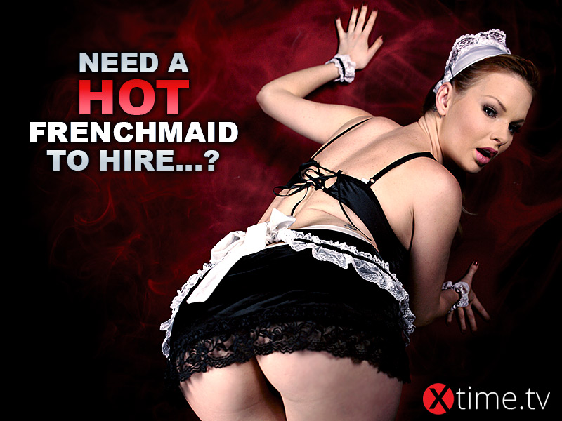 Tarra White: Frenchmaid To Hire