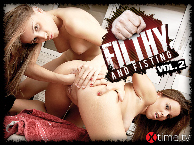 Filthy And Fisting #2 (Film porno completo)